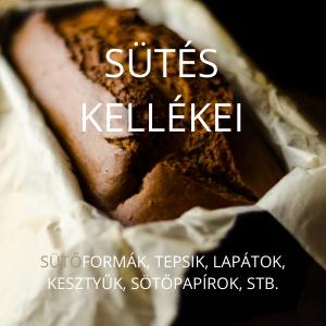 Kenyeres Pajtás kenyérsütés eszközök sütés