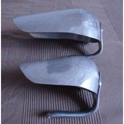 Belső nyeles lisztlapát fémből, 2 kg-s
