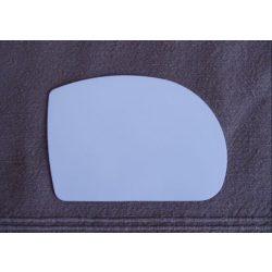 Habkártya, íves alakú, hajlékony