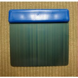 Trokser  műanyag fogóval, 0,3 mm vastag