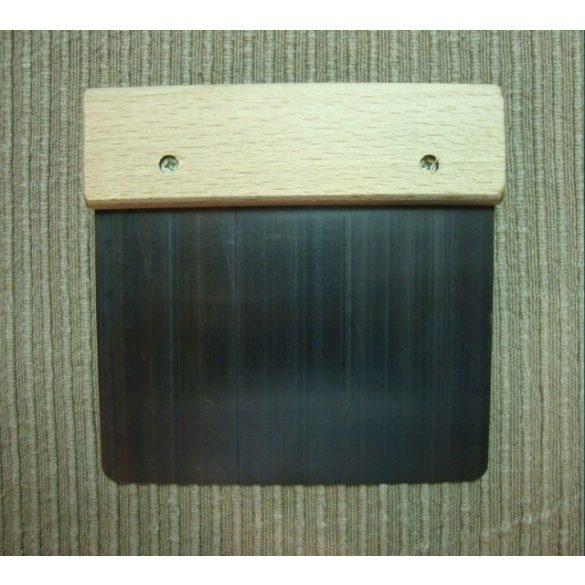 Trokser  fa fogóval, 0,3 mm vastag