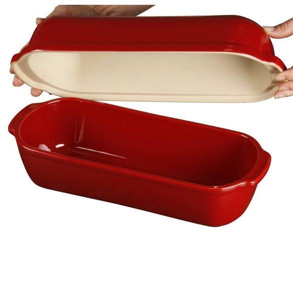 Emile Henry kenyérsütő forma Batard 39,5 x 16 cm/4,5 liter