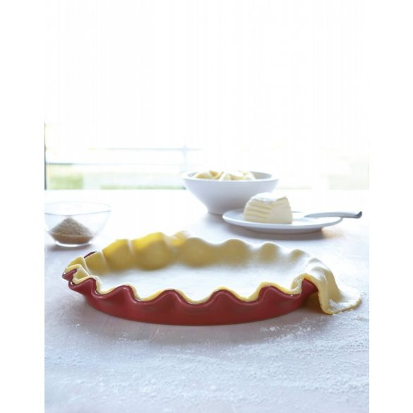 Emile Henry pitesütő tepsi 32 cm