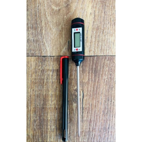 Digitális maghőmérő -50 és +300 celsius fok között