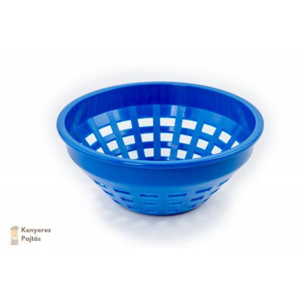 Kerek  műanyag szakajtó  1  kg